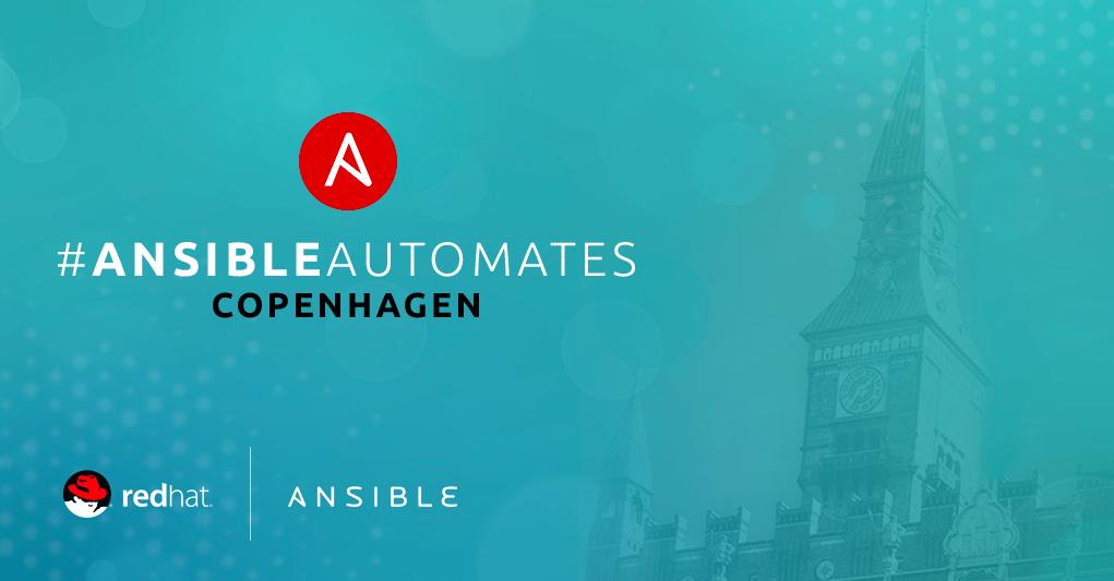 Ansible Automates Copenhagen